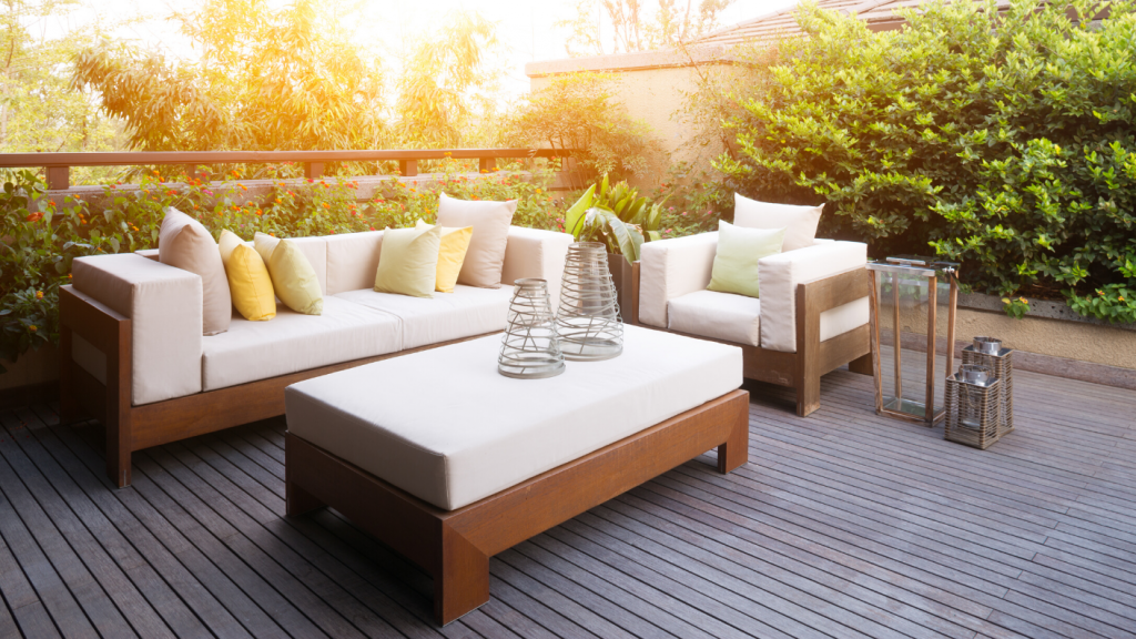 Outdoor Space Refresh Graphic
